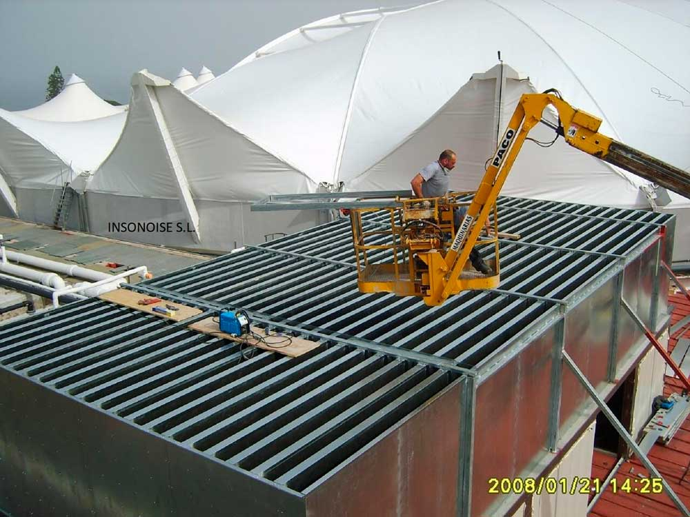Instalación de Cabina Acústica en Tenerife