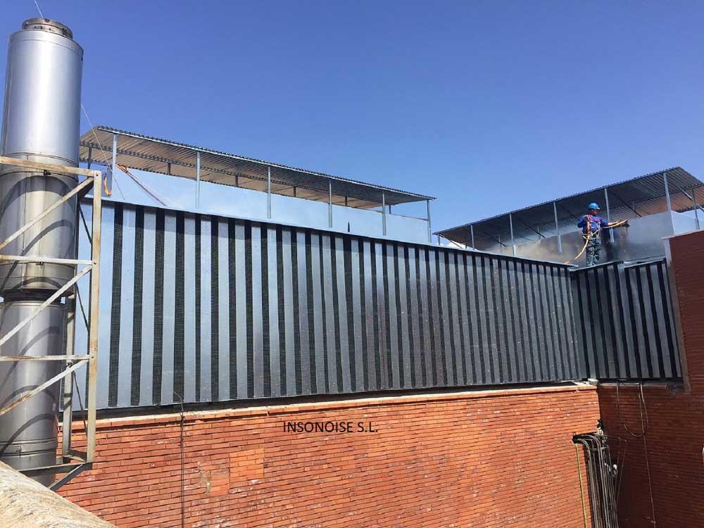 Instalación de silenciadores acústicos en Zaragoza