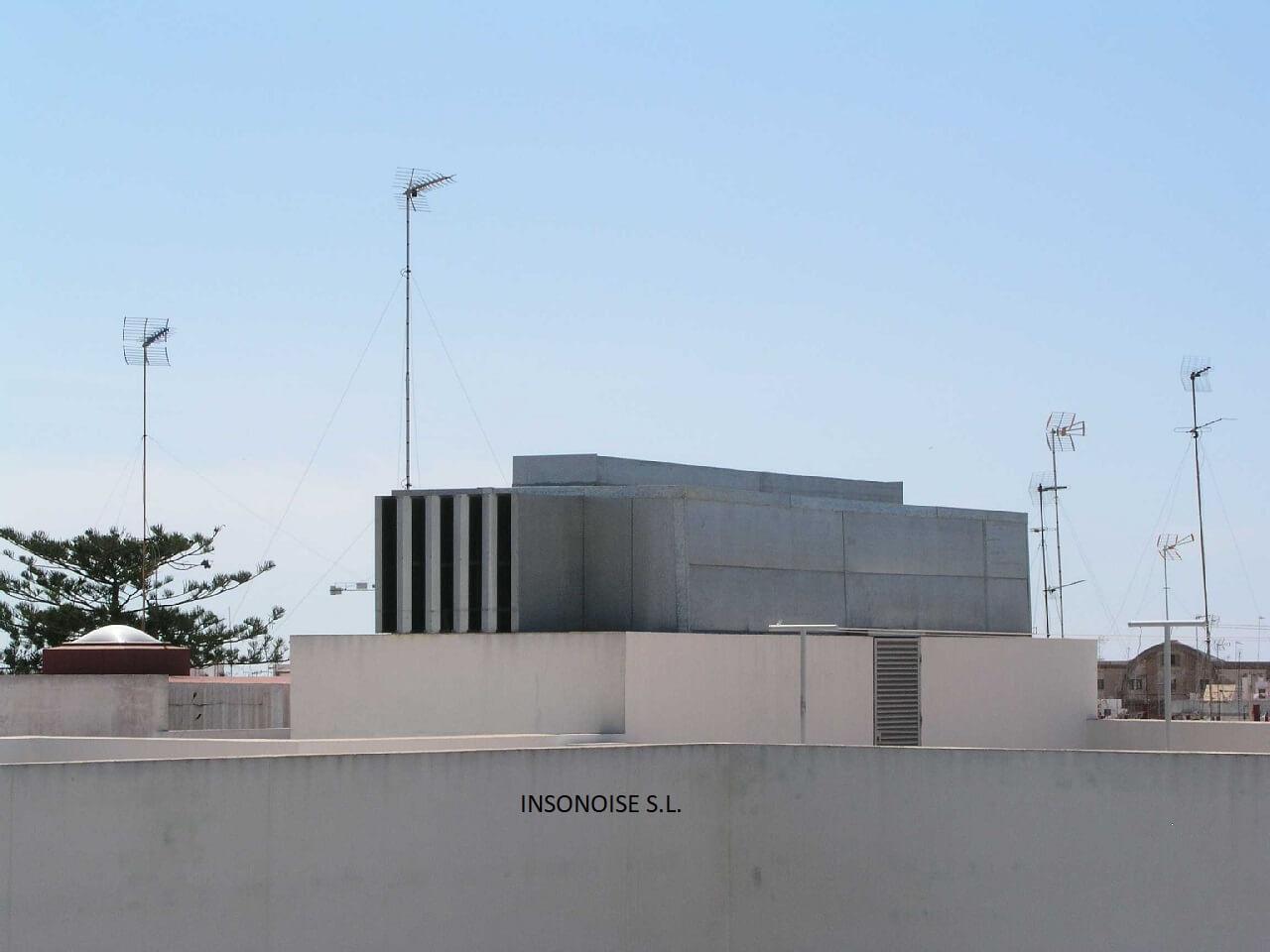 Reforma de Aislamiento Acústico en Cádiz