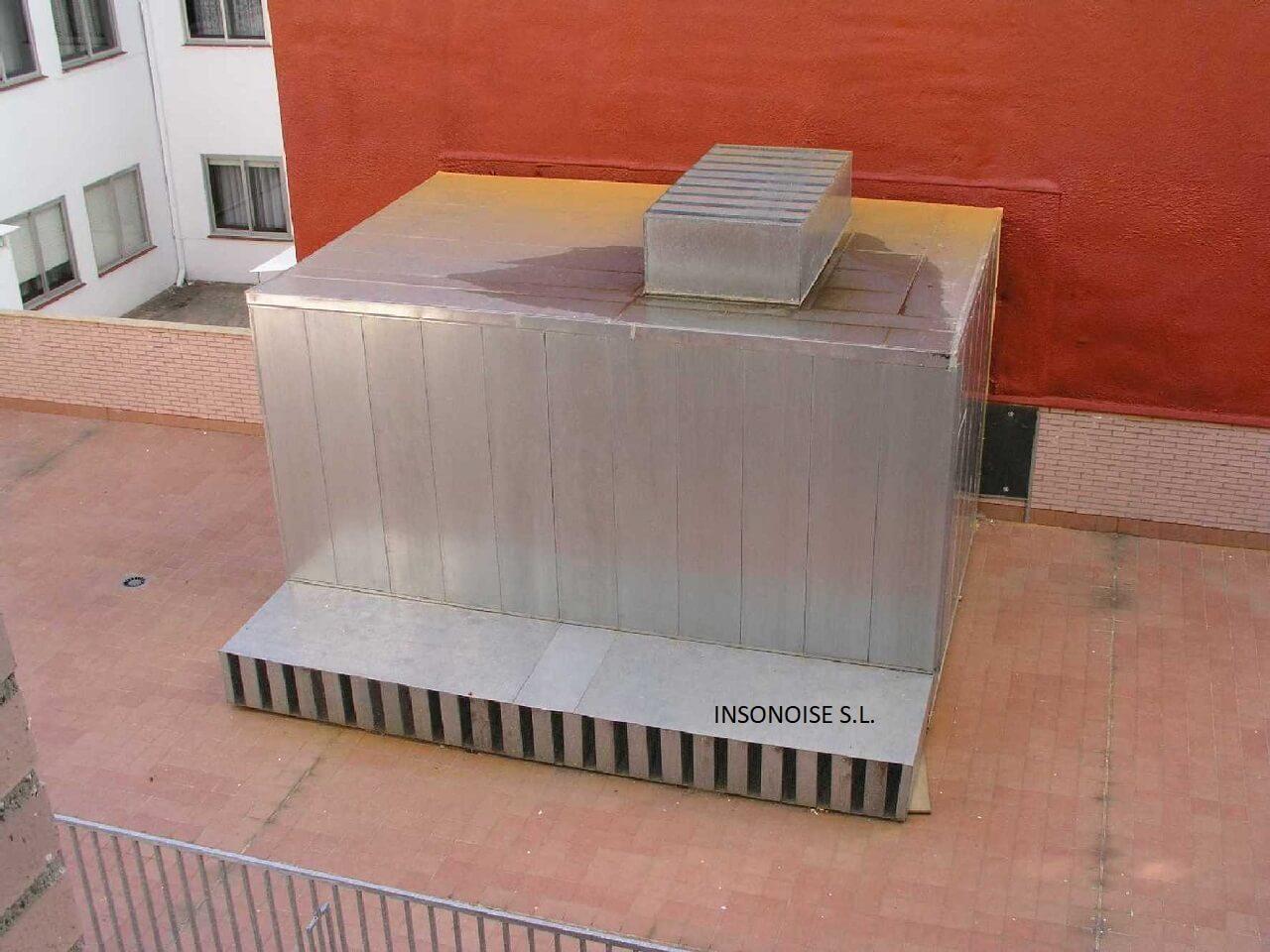 Instalación de Cabina Acústica en Castilla y León