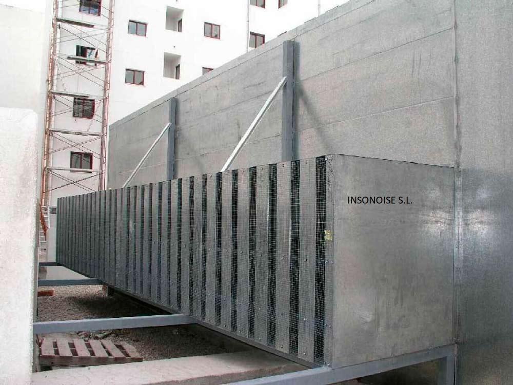 Instalación de silenciadores acústicos en Valencia