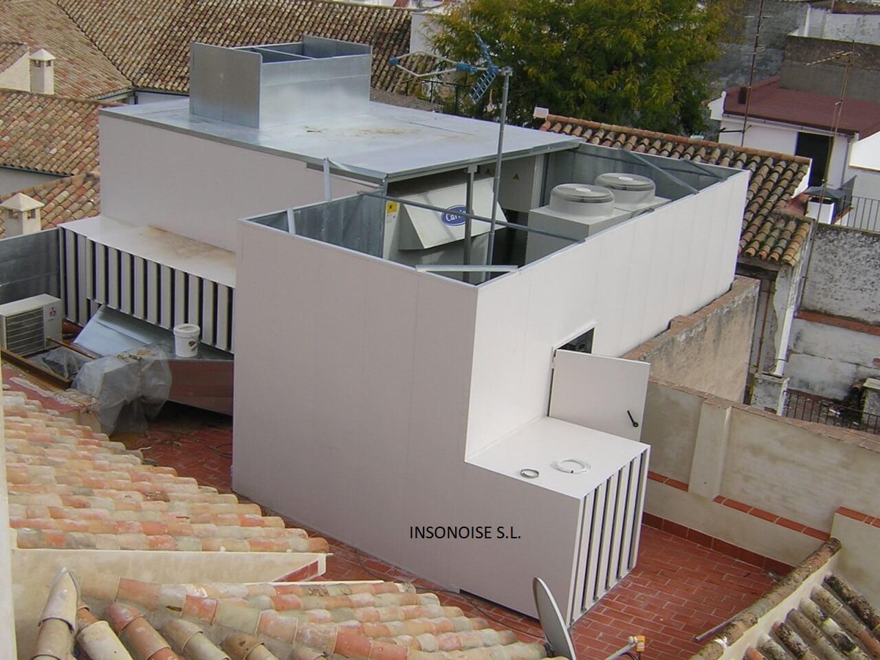 Instalación de Cabina Acústica en Córdoba