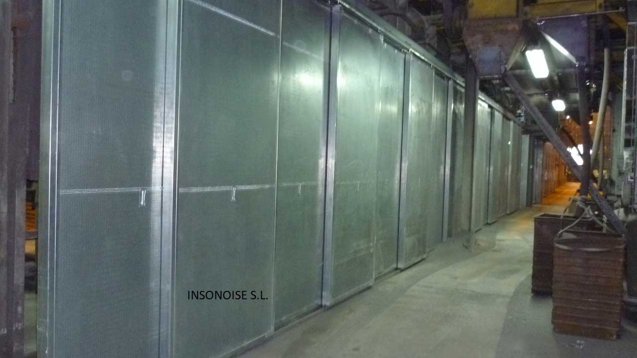 Instalación de Pantallas Acústicas en Vizcaya