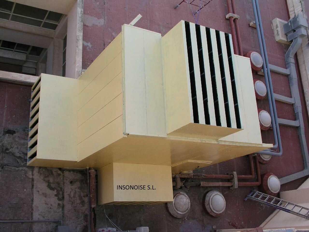 Instalación de cabinas insonorizadas en Alicante