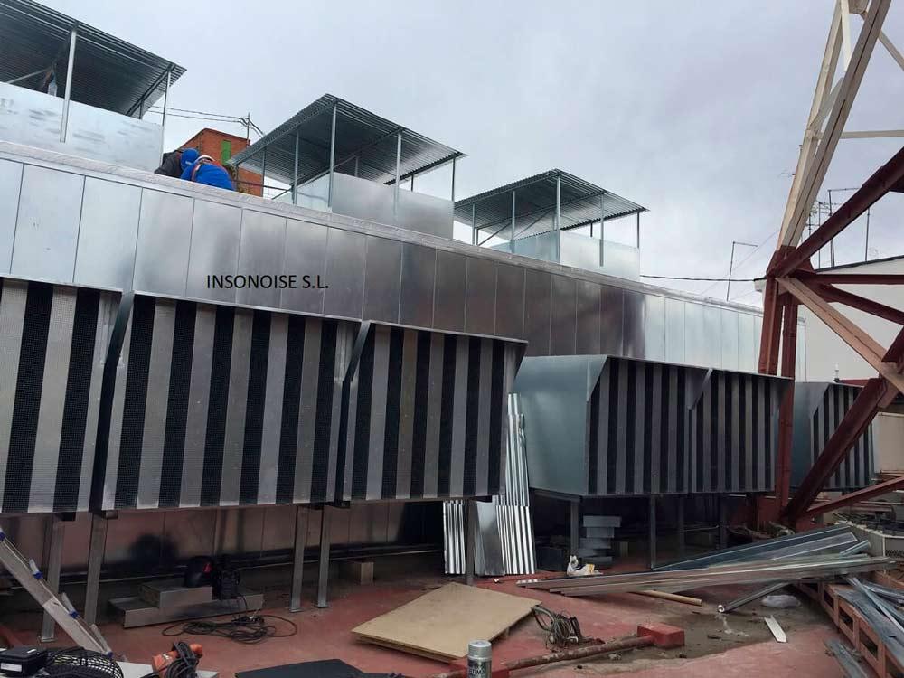 Instalación de Cabinas Acústicas en Valencia
